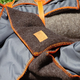 100% wool PICNIC blanket by  Midipy