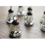 Bell place name holder (set of 8) by Nkuku